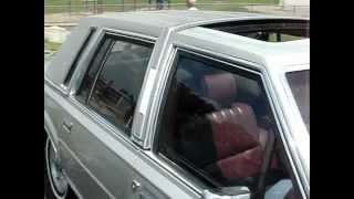 Download 1986 LINCOLN TOWN CAR - THE LARGEST LUXURY CAR AT THE TIME Video