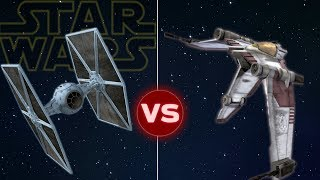 Download V19 Torrent Starfighter vs Tie Fighter | Star Wars: Who Would Win Video