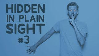 Download You'll Never Guess Where He's Actually Hiding • Hidden in Plain Sight #3 Video