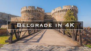 Download Belgrade in 4K Video