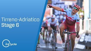 Download Tirreno-Adriatico 2018: Stage 6 Highlights Video