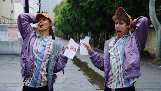 Download Separated at Birth | Hannah Stocking, Juanpa Zurita & Lele Pons Video