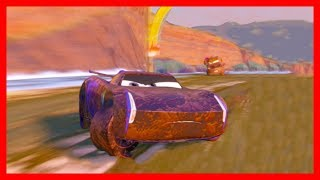 Download Jackson Storm, Mater Mud Race with Lightning McQueen and Friends! Disney Cars 3 Driven to Win Video