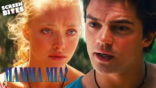 Download Love Isn't Always Perfect (Amanda Seyfried and Dominic Cooper) | Mamma Mia | SceneScreen Video