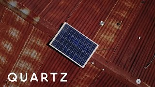 Download Solar power could be the answer to aging electrical grids Video