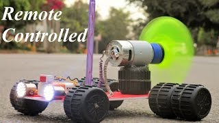 Download How to Make a Car - Remote Controlled - (Very Simple) Video
