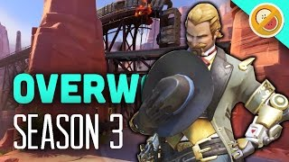Download SEASON 3 PLACEMENTS! WIN OR FAIL? - Overwatch Competitive Gameplay Video
