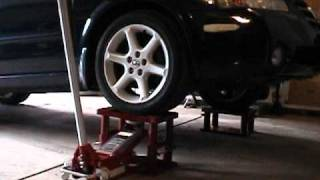 Download My Lift Stand - Great idea for lifting a car Video