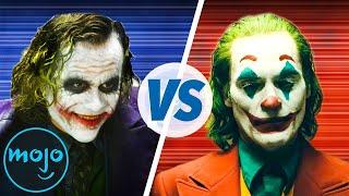 Download Best Joker: Heath Ledger vs. Joaquin Phoenix Video