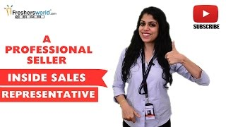 Download Job Roles For Inside Sales – Customer Service,Solve Queries,Professional Sales Video