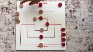 Download Dokuz taş oyunu nasıl oynanır? Video