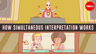 Download How interpreters juggle two languages at once - Ewandro Magalhaes Video