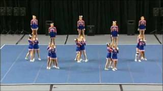 Download Columbus High School Cheerleading 08 STATE CHAMPS! Video