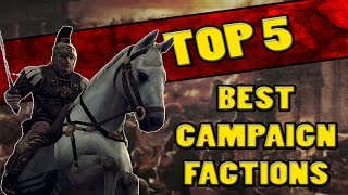 Download Top 5 BEST FACTIONS in Total War: Rome 2 (CAMPAIGN) Video