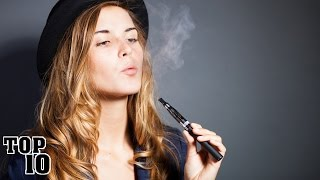 Download Top 10 Facts About E-Cigarettes Video