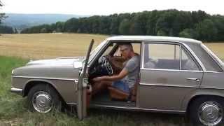 Download Mercedes 220/8 W 115 Oldtimer Video