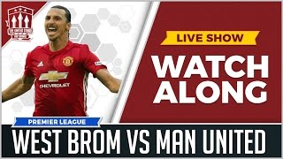 Download WEST BROMWICH ALBION VS MANCHESTER UNITED LIVE STREAM WATCHALONG Video
