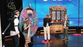 Download Ellen, Will Ferrell & Amy Poehler's Spectacular Casino Surprise Video