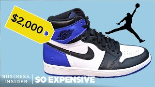 Download Why Nike Air Jordans Are So Expensive | So Expensive Video