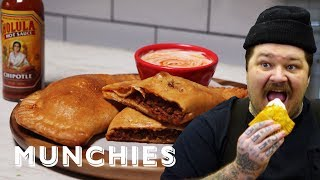 Download How-to Make a Pizza Pocket with Matty Matheson Video