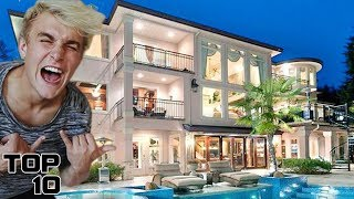 Download Top 10 Most EXPENSIVE YouTuber Homes Video