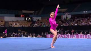 Download Happy Mother's Day - Brandy and Sydney Johnson Floor Routines Video