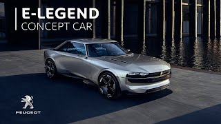 Download Peugeot e-LEGEND I Concept cars Video
