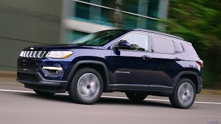 Download 2017 Jeep Compass - Review and Road Test Video