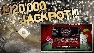 Download £120,000 JACKPOT!!!!! Live Roulette!!! Video