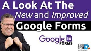 Download Google Forms New Look- 2016 Update Video
