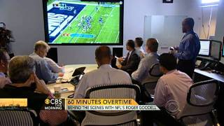 Download Behind the scenes: NFL reviews controversial plays Video