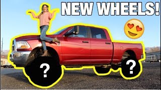 Download DOES MY 4TH GEN CUMMINS HAVE TOO MUCH STANCE NOW!? Video