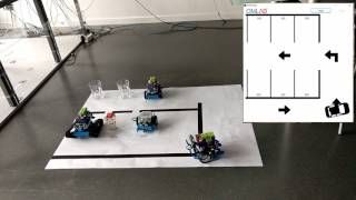 Download Self-parking mBot project Video