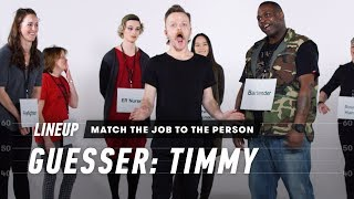 Download Match the Job to the Person (Timmy)   Lineup   Cut Video