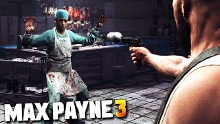 Download Max Payne 3 - Chapter #12 - The Great American Savior of the Poor (All Collectibles) Video
