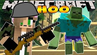Download Minecraft - Little Kelly School Adventures : KILLING THE MUTANT MOBS! Video