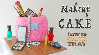 Download MAKEUP CAKE How To Cook That Ann Reardon make up birthday cake Video