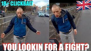 Download UK Crazy & Angry People VS Bikers 2019 - ″YOU LOOKING FOR A FIGHT?″ Video