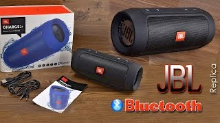 Download ОБЗОР: Басистый BOOMBOX ″JBL Charge 2+″ с Power Bank ~1500 mAh (Replica) Video