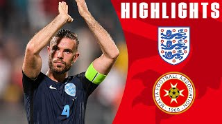 Download Malta 0-4 England (2018 World Cup Qualifier) | Official Highlights Video