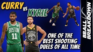 Download CURRY vs KYRIE: An All-Time Shooting DUEL Video