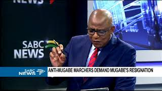 Download Prof. David Moore comments on Zimbabwe today Video