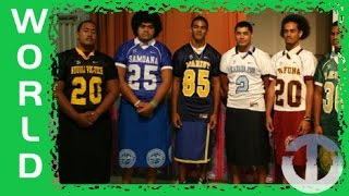 Download American Samoan High School Football on Trans World Sport Video