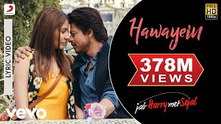 Download Hawayein - Official Lyric Video | Anushka | Shah Rukh | Pritam | Arijit Video