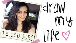 Download DRAW MY LIFE - LaurenzSide (25,000 Subscriber Special) Video