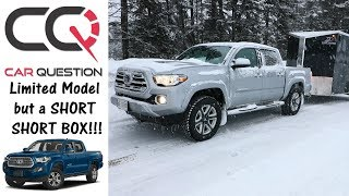 Download 2018 Toyota Tacoma Limited | Small Box but AGILE | Quick Review Video