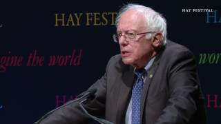 Download Bernie Sanders at Hay Festival 2017 - Eric Hobsbawm Lecture Video