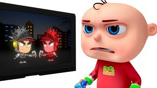 Download Zool Babies Series - Catching a Thief Episode | Cartoon Animation For Children| Videogyan Kids Shows Video