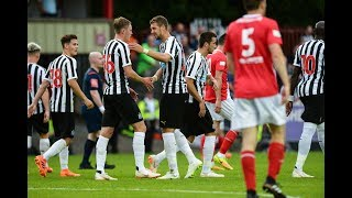 Download Newcastle United | Goals v St Patrick's Athletic Video