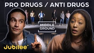 Download Pro-Drugs VS Anti-Drugs: Can They Find Middle Ground? Video